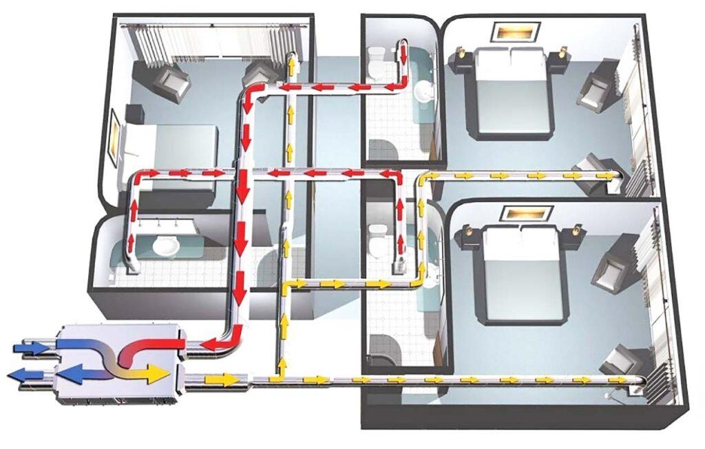 Монтаж-вентиляции-в-квартире